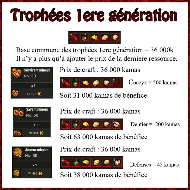 Trophees 5