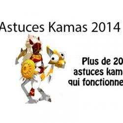 Astuces kamas 2014