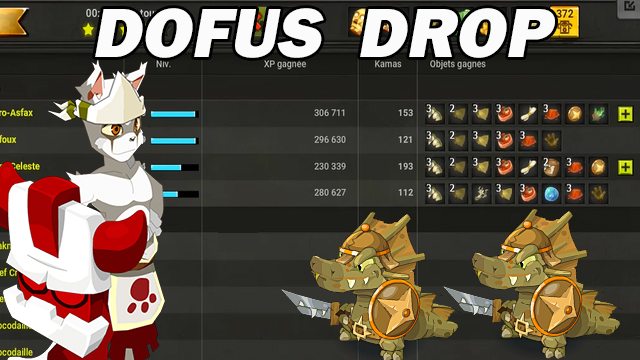 Dofus drop croca 1