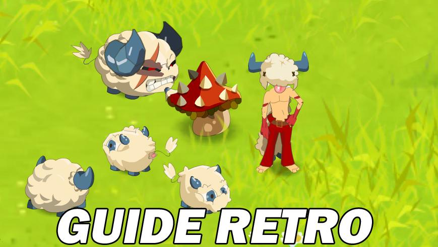Guide retro dofus